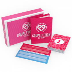 COUPLETITION SEX GAME JUEGO PARA PAREJAS / ES