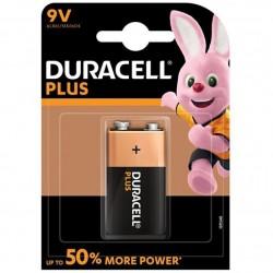 DURACELL PLUS POWER PILA ALCALINA 9V LR61 BLISTER*1