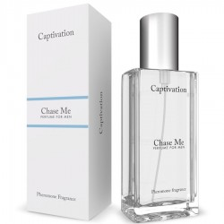 CAPTIVATION CHASE ME PERFUME CON FEROMONAS PARA ÉL 30 ML