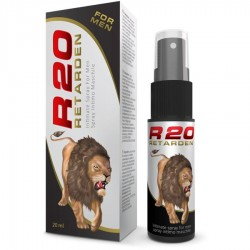 R20 SPRAY RETARDANTE EFECTO FRIO 20 ML