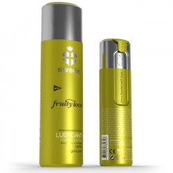 SWEDE FRUITY LOVE LUBRICANTE PERA GOLDEN Y VAINILLA 50 ML