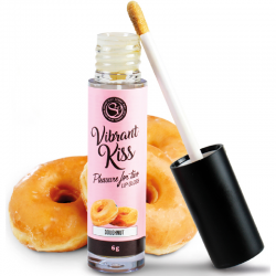 SECRETPLAY LIP GLOSS VIBRANT KISS DOUGHNUT