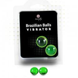 SECRETPLAY SET 2 BRAZILIAN BALLS VIBRATOR