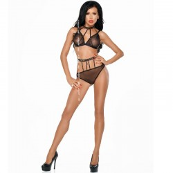 PASSION EROTIC LINE TANGA ROJO MT012