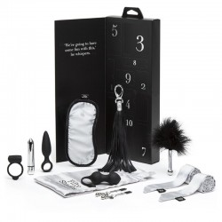 FIFTY SHADES OF GREY KIT 10 DIAS DE JUEGOS PLEASURE OVERLOAD